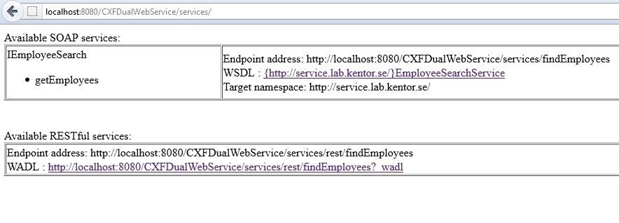 Rest web service using apache camel + cxf-rs simple example youtube.